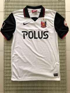 Nike💯% Authentic J-League Urawa Red Diamonds jersey for SGD$47 (size S)