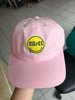 Pink hats