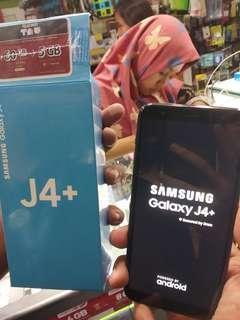 Samaung galaxy J4+