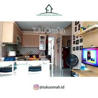 Rumah Jalan Cipayung Raya Bergaya Apartement Modern