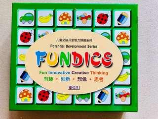 FUNDICE Puzzle Game (Whole Brain Development)