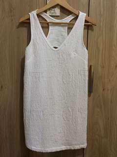 Authentic Zara Textured Dress