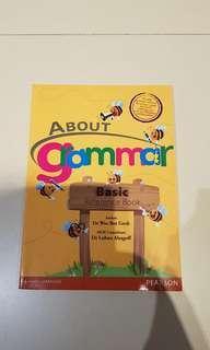 Pearson grammar book English