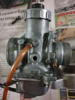 Rxz 5pv standard Carb