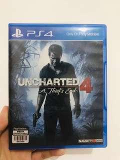 Uncharted 4 A. Thief's End