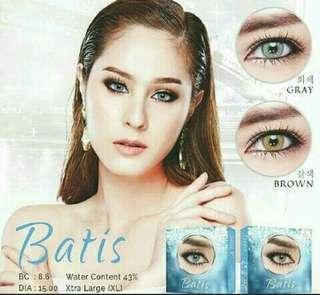 Softlens batis brown
