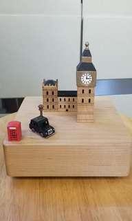 木製音樂盒
