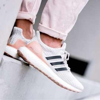 "Ultra Boost 4.0 Chalk ""Show Your Stripes"""