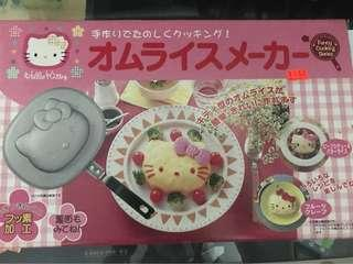 Hello Kitty 煎pan