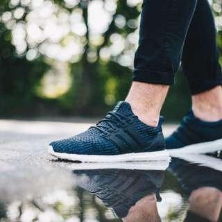 Ultra Boost 4.0 Parley Navy