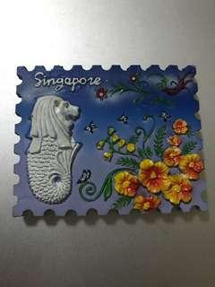 Singapore Fridge Magnet