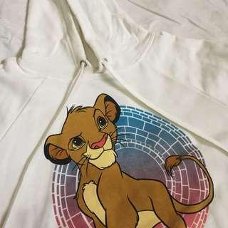 Forever 21 The Lion King Hoodie