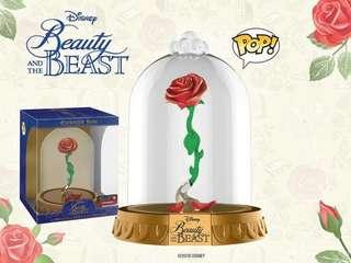 Pre-order Beauty and the Beast Enchanted Rose