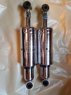 Suspension for harley softail