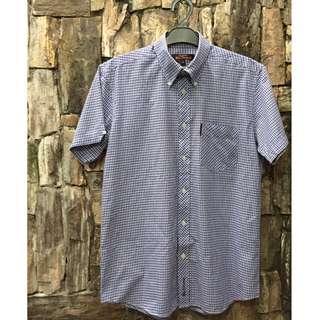 Ben Sherman Original Gingham Short Sleeve Shirt