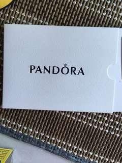 Pandora gift card $178 worth selling for $120 3 years expiry  can post aswell