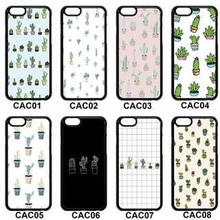 🚚 Cactus Aesthetic Phone Cover