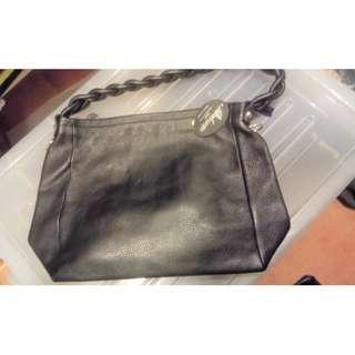 Italian genuine 100% leather handbag
