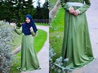 Pre❤ Ameerah princess jubah