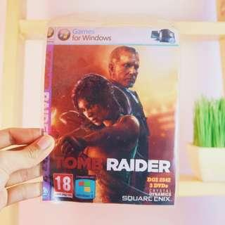 Tomb Raider 3 DVD