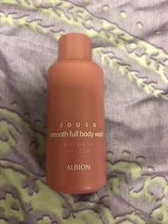 包郵 💗Albion body wash 40ml