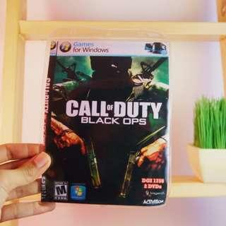 Call of Duty Black Ops (2 DVD)