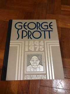 George Sprott by Seth