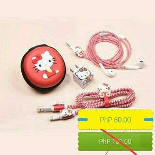 Hello Kitty Cable, Cord Organizer