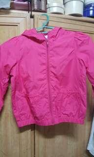 Like New Est 1989 Place Windbreaker Hoodie Jacket 3-4y
