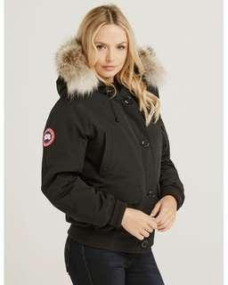 Canada Goose Chilliwack bomber, size small