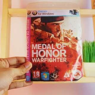 Medal of Honor Warfighter (4 DVD)