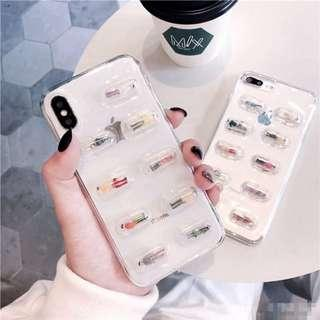Chill Pill People iphone case