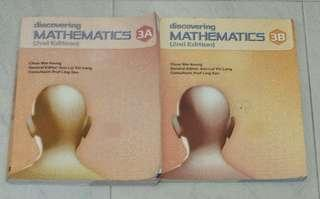 discovering mathematics (2nd edition) 3a and 3b
