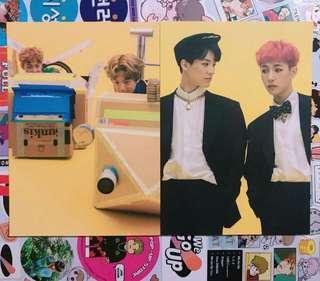 NCT DREAM official postcard units