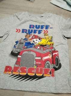 Nickelodeon Paw Patrol Tshirt
