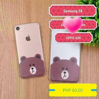 Oppo A39 and Samsung S8 Case
