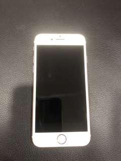 Used 32gb Rose Gold Iphone 7