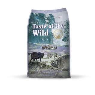 [FREE NUTRIPE EXOTIC] TASTE OF THE WILD SIERRA MOUNTAIN WITH ROASTED LAMB GRAIN FREE DRY DOG FOOD