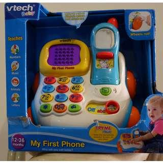 Vtech Baby My First Phone (12-36 mos)