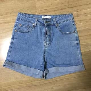 Valleygirl High Waisted Shorts