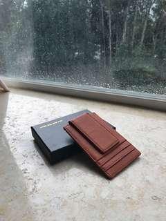Men wallet 磁石銀包/卡片套