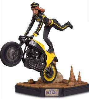 DC Comics Gotham City Garage Batgirl Statue Numbered Limited Edition