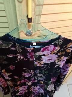Dress Luna Purple Amma The Label