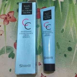 Whitening Color Control Cream