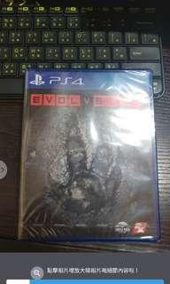 全新Evolve ps4