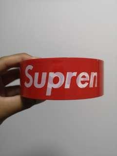 Supreme tape