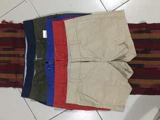 BNWOT UNIQLO Bundle- 5 shorts