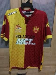 Selangor Kappa 2013 Football Jersey ( Sultan Selangor Cup limited edition)