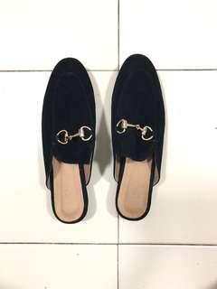 Brand New High Quality Loafers (Gucci Princetown Leather Genuine)