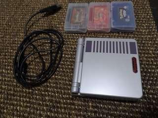 Reduced price: Nintendo Game Boy Advance SP (refurbished)